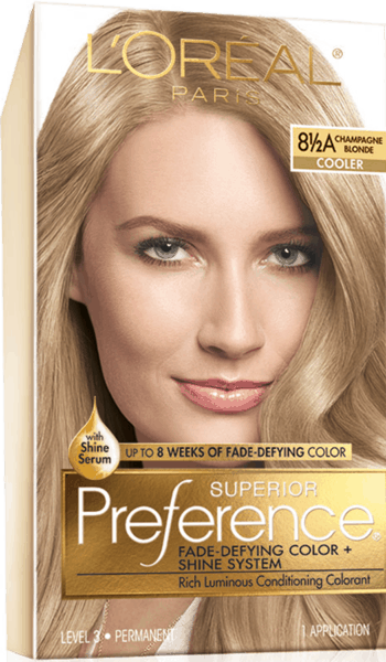 $1.50 for L'Oréal Paris® Superior Preference Hair Color. Offer available at multiple stores.