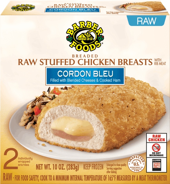 $0.25 for Barber Foods® Stuffed Chicken Breasts (expiring on Tuesday, 08/13/2019). Offer available at multiple stores.