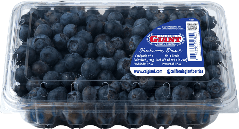 $0.35 for California Giant Berry Farms Blueberries (expiring on Sunday, 09/05/2021). Offer available at Costco.