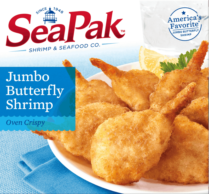 $0.75 for SeaPak™. Offer available at multiple stores.