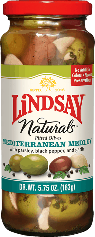$0.50 for Lindsay® Naturals Specialty Olives (expiring on Wednesday, 10/02/2019). Offer available at multiple stores.