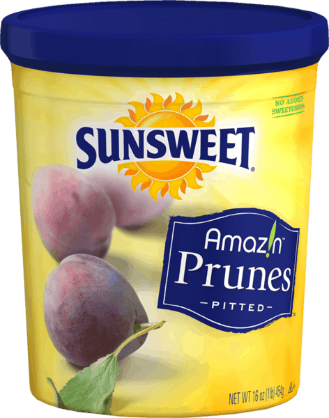 $0.75 for Sunsweet® Amaz!n™ Prunes (expiring on Friday, 12/15/2017). Offer available at multiple stores.