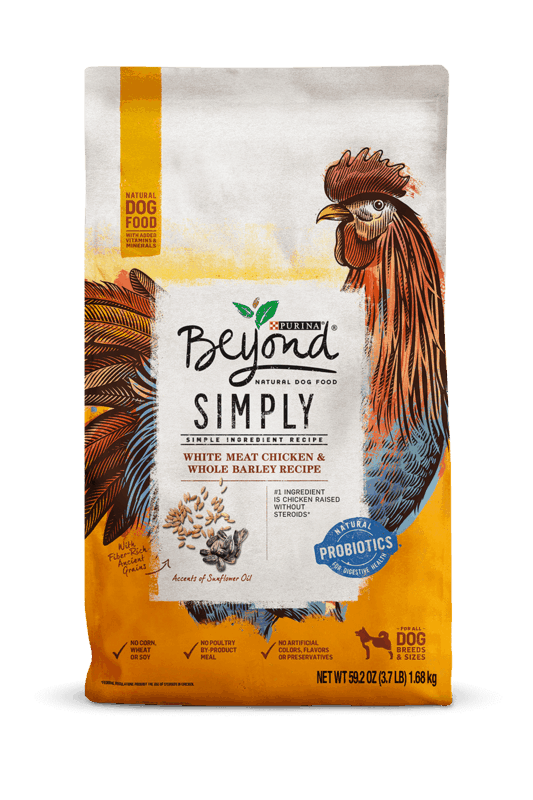 $2.00 for Purina Beyond Dry Dog Food (expiring on Monday, 01/31/2022). Offer available at multiple stores.