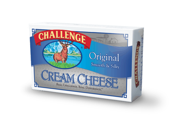 $0.25 for Challenge® Cream Cheese (expiring on Sunday, 09/30/2018). Offer available at multiple stores.