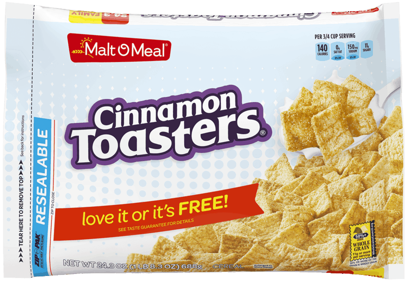 $2.00 for Malt O Meal® Cereals. Offer available at multiple stores.