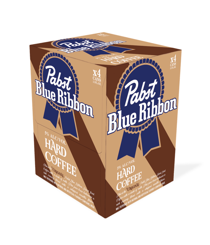 $2.00 for Pabst Blue Ribbon Hard Coffee (expiring on Sunday, 06/07/2020). Offer available at multiple stores.