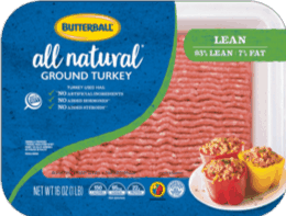$0.50 for Butterball® Ground Turkey (expiring on Saturday, 03/02/2019). Offer available at multiple stores.