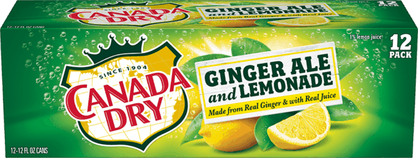 $0.75 for Canada Dry® Ginger Ale and Lemonade (expiring on Thursday, 05/31/2018). Offer available at multiple stores.