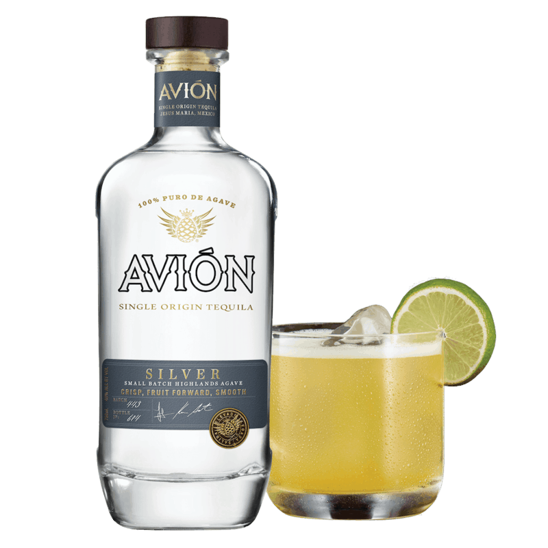 $6.00 for Avion Tequila. Offer available at Any Restaurant, Any Bar.