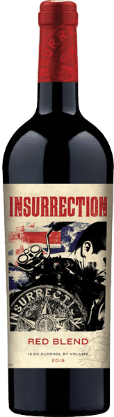 $3.00 for Insurrection Red Blend. Offer available at multiple stores.