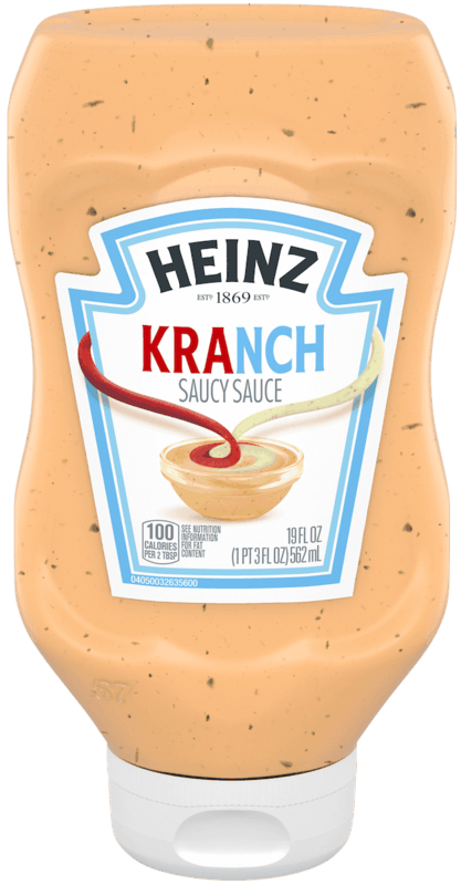 $0.75 for Heinz® Kranch (expiring on Monday, 03/02/2020). Offer available at Walmart.