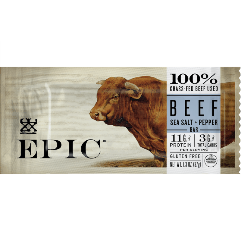 $0.50 for EPIC Provisions Products (expiring on Thursday, 10/29/2020). Offer available at Sprouts Farmers Market.