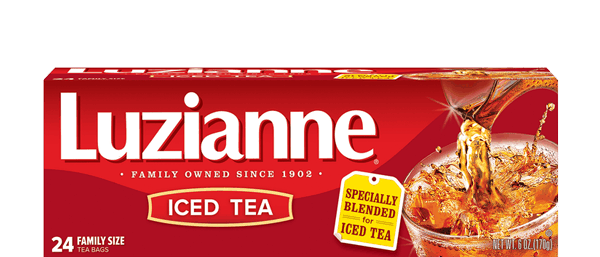 $0.55 for Luzianne® Family Tea Bags (expiring on Sunday, 12/31/2017). Offer available at multiple stores.