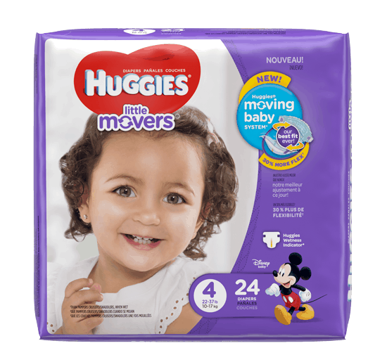 $2.00 for Huggies® Diapers (expiring on Saturday, 04/29/2017). Offer available at Walgreens.