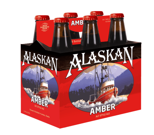 $1.00 for Alaskan® (expiring on Wednesday, 01/02/2019). Offer available at multiple stores.
