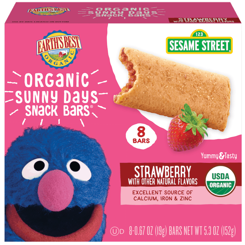 $1.00 for Earth's Best Organic Toddler Snacks (expiring on Sunday, 11/01/2020). Offer available at multiple stores.