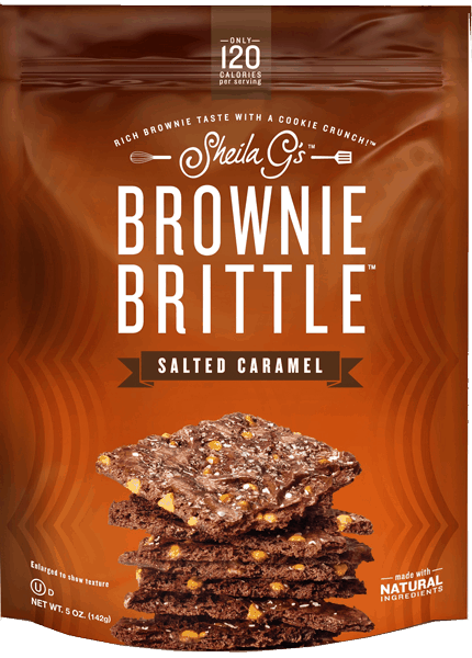 $1.00 for Brownie Brittle™ (expiring on Friday, 02/02/2018). Offer available at multiple stores.