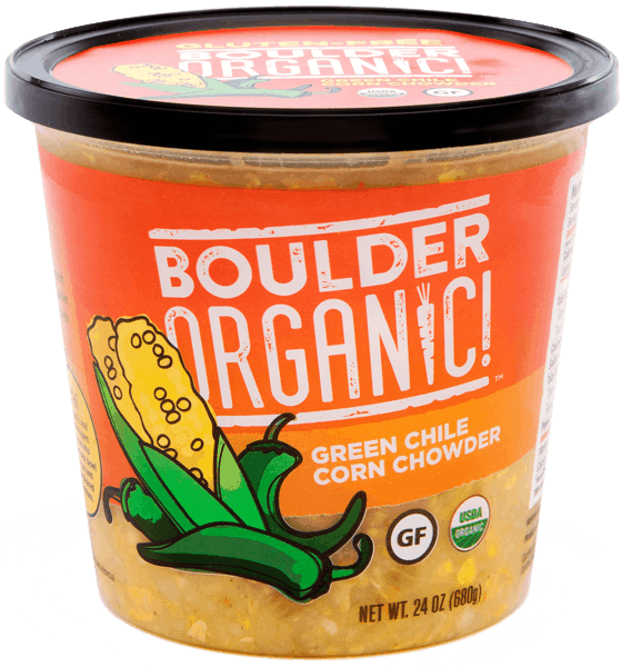 $1.75 for Boulder Organic!® Soup (expiring on Sunday, 09/02/2018). Offer available at Safeway.