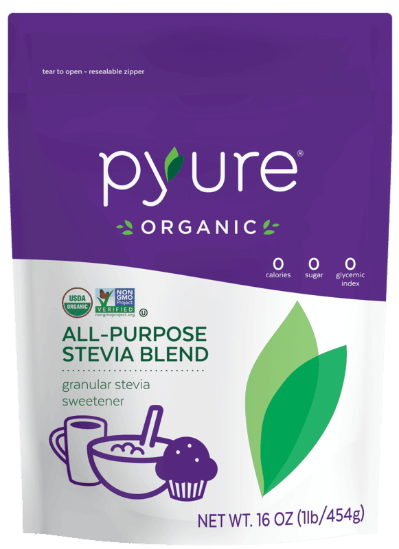 $1.50 for Pyure® Organic Stevia (expiring on Saturday, 05/02/2020). Offer available at multiple stores.