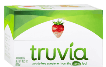 $1.00 for Truvia® Stevia Sweetener Products. Offer available at multiple stores.
