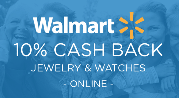 $0.00 for Walmart.com Jewelry & Watches (expiring on Saturday, 09/22/2018). Offer available at Walmart.com.