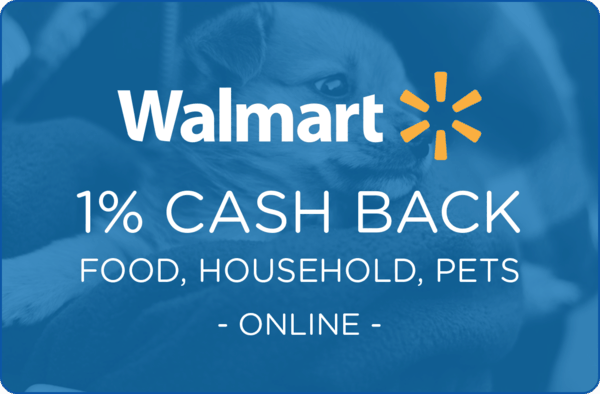 $0.00 for Walmart.com Food, Household and Pets (expiring on Wednesday, 04/01/2020). Offer available at Walmart.com.