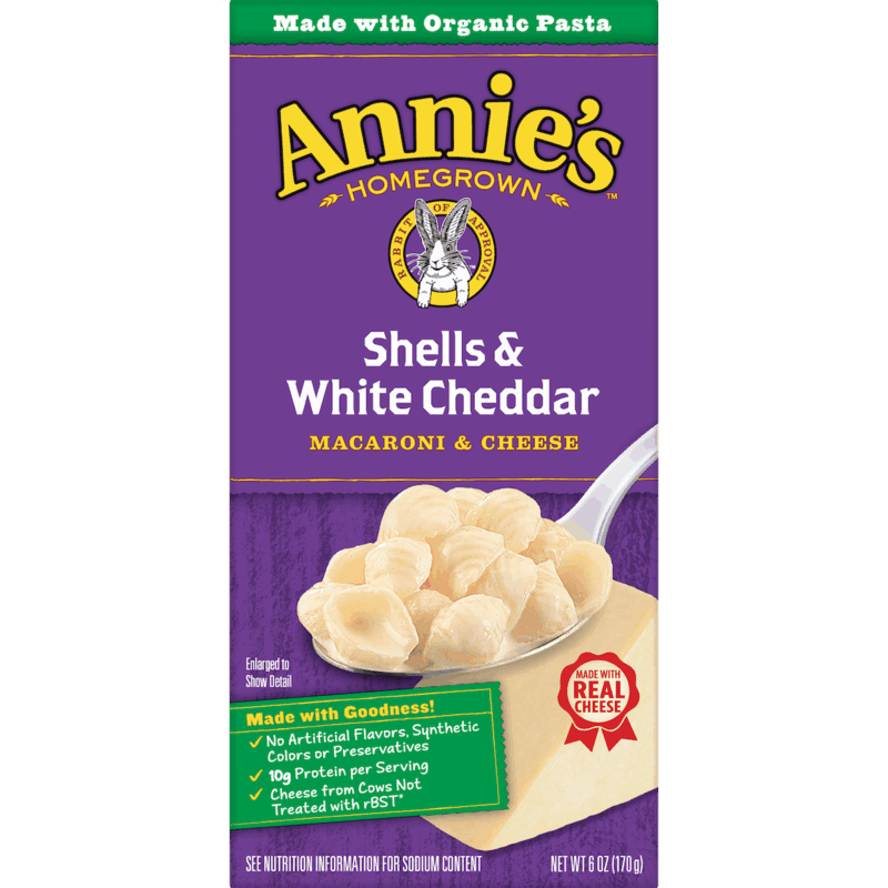 $0.50 for Annie's Homegrown Products (expiring on Thursday, 10/29/2020). Offer available at Sprouts Farmers Market.