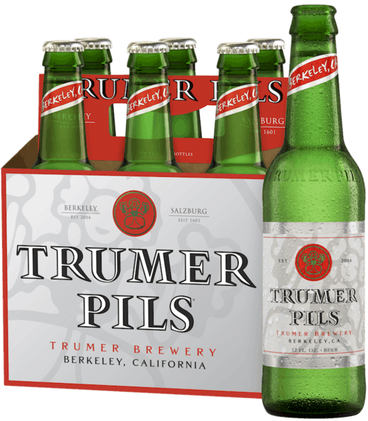 $1.00 for Trumer Pils (expiring on Tuesday, 05/15/2018). Offer available at multiple stores.