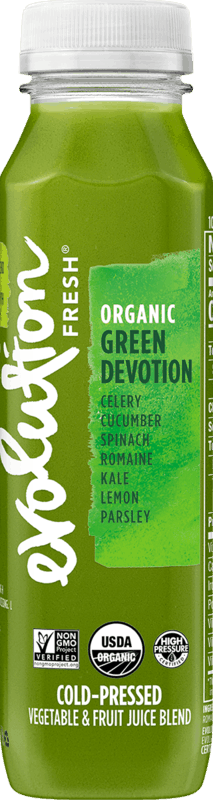 $1.00 for Evolution Fresh® Cold-Pressed* Juice (expiring on Saturday, 11/02/2019). Offer available at multiple stores.
