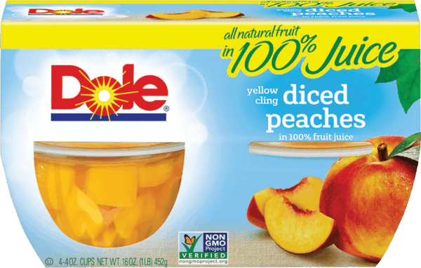 $0.50 for Dole Fruit Bowls®. Offer available at Walmart, Publix.