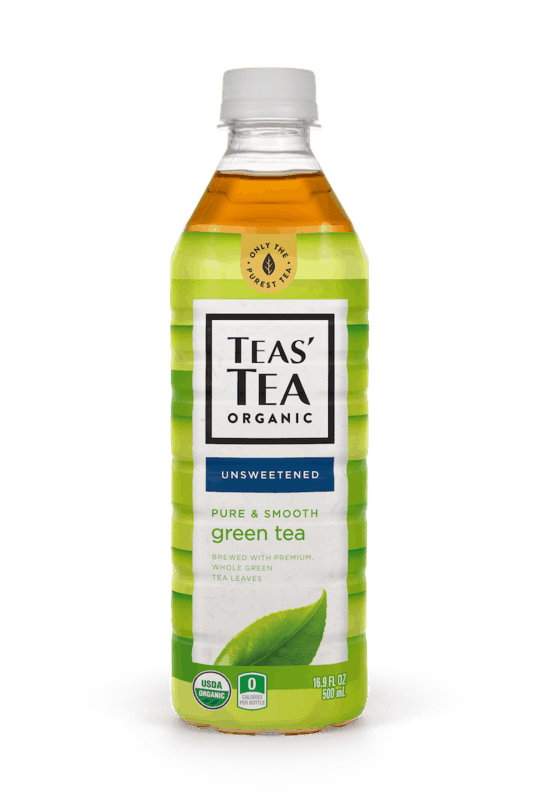 $0.25 for Teas' Tea Organic (expiring on Saturday, 08/15/2020). Offer available at multiple stores.