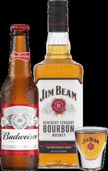 Budweiser and Jim Beam Coupon - Ibotta com