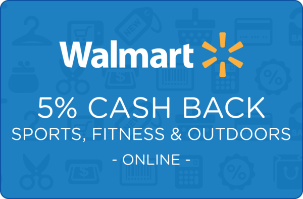 $0.00 for Walmart.com Sports, Fitness and Outdoors (expiring on Monday, 04/23/2018). Offer available at Walmart.com.