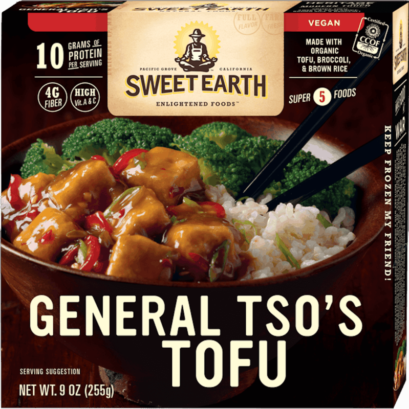 $2.50 for Sweet Earth Foods Artisan Bowls. Offer available at Publix.