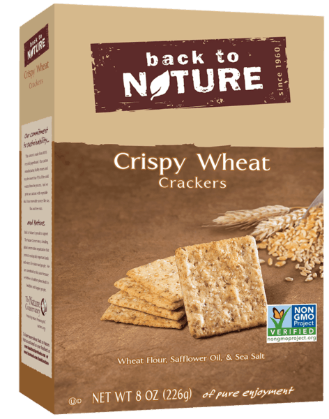 $1.00 for Back to Nature Crackers (expiring on Friday, 08/02/2019). Offer available at multiple stores.