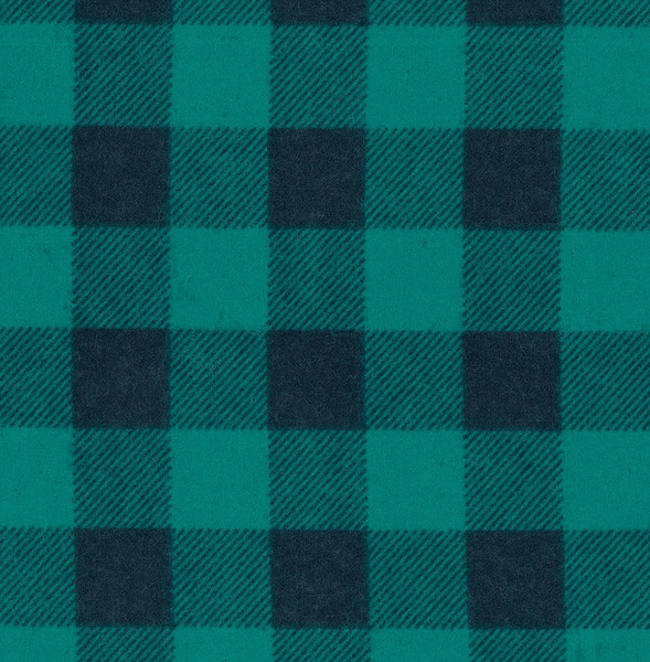 $0.50 for Teal Buffalo Check Fabric (expiring on Tuesday, 04/02/2019). Offer available at JOANN .