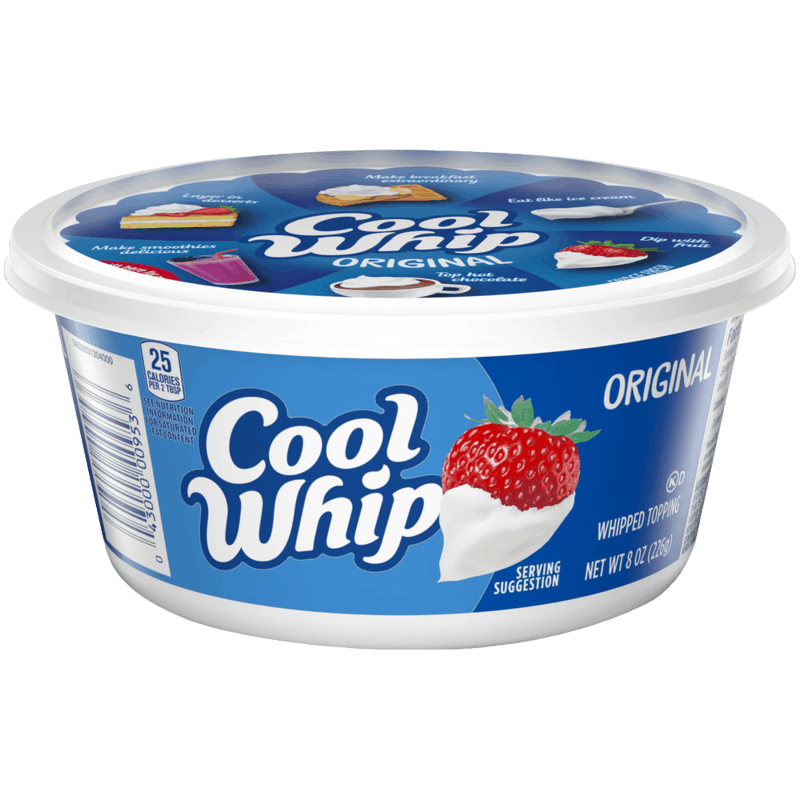 $0.50 for Cool Whip Whipped Topping (expiring on Monday, 04/06/2020). Offer available at multiple stores.