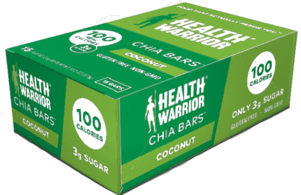 $3.00 for Health Warrior® Chia Bars (expiring on Thursday, 10/24/2019). Offer available at Meijer, Whole Foods Market®, Sprouts Farmers Market.
