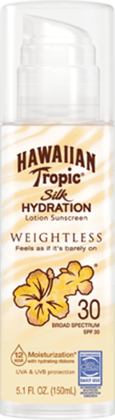 Earn $2.50 when you purchase Hawaiian Tropic® Sunscreen