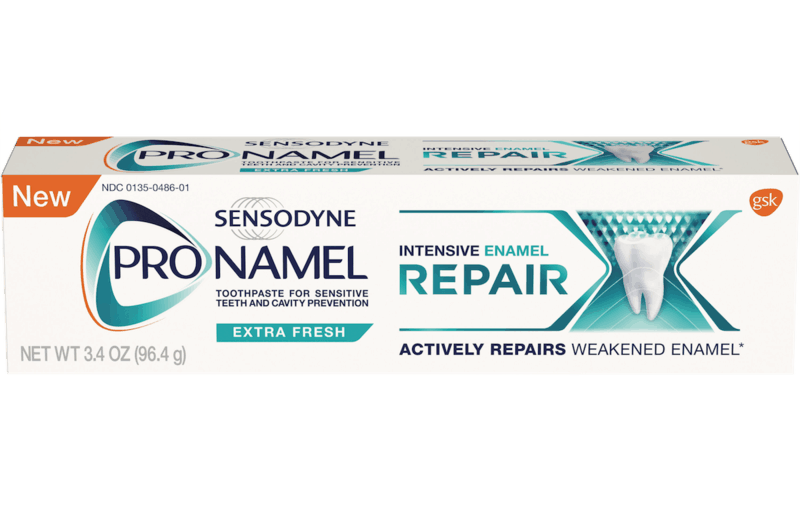 $1.25 for Pronamel Intensive Enamel Repair (expiring on Sunday, 03/31/2019). Offer available at Walmart.