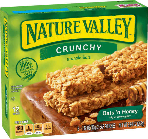 $0.50 for Nature Valley™ Products (expiring on Sunday, 06/02/2019). Offer available at Target.