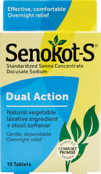 $1.50 for Senokot-S® (expiring on Saturday, 09/01/2018). Offer available at Walmart.