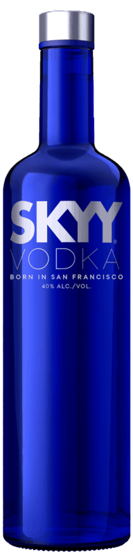 $3.00 for SKYY Vodka. Offer available at multiple stores.