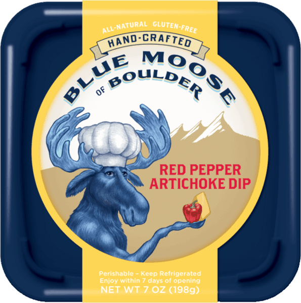 $1.00 for Blue Moose® Cheese Dips (expiring on Friday, 02/01/2019). Offer available at multiple stores.