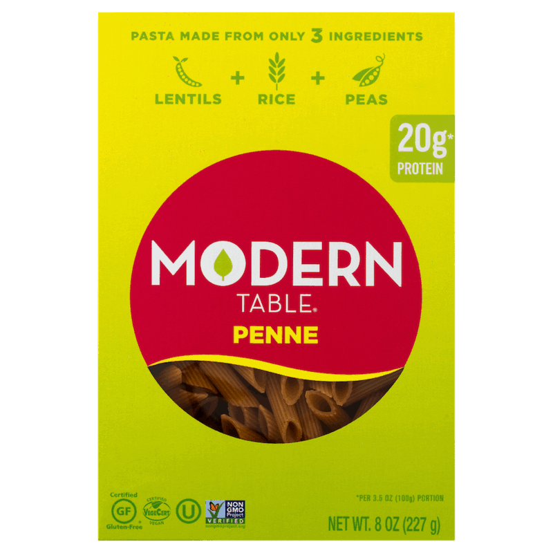$0.50 for Modern Table Pasta (expiring on Thursday, 07/02/2020). Offer available at Walmart.
