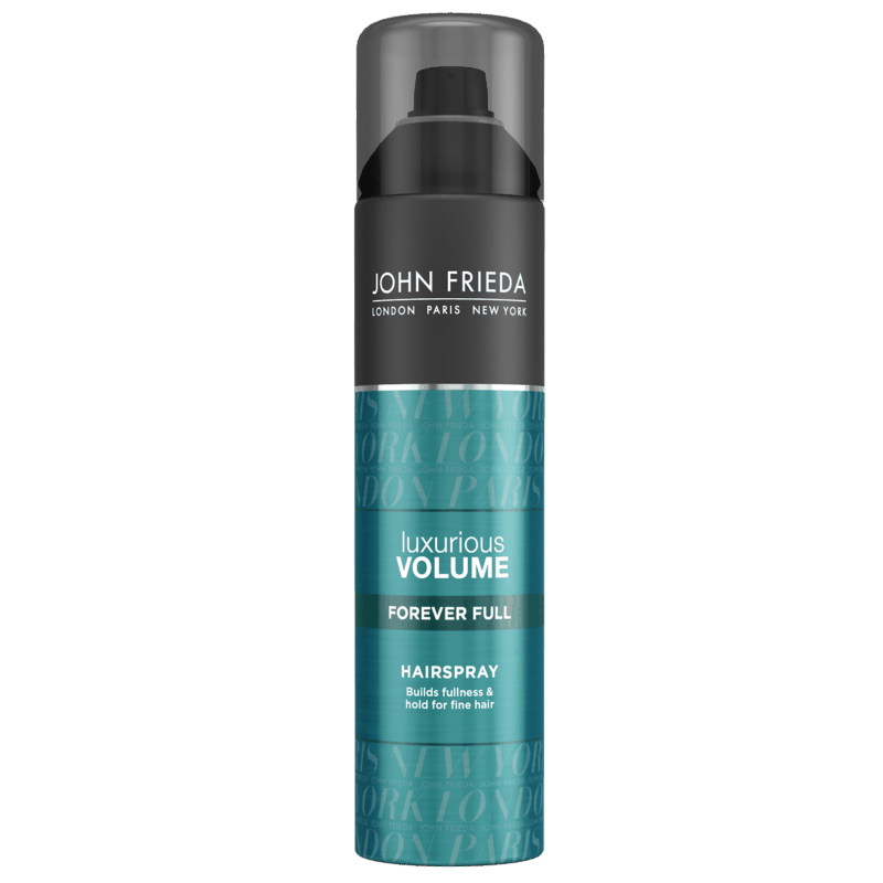 $0.75 for John Frieda® Luxurious Volume® Forever Full® Hairspray (expiring on Saturday, 05/02/2020). Offer available at Walmart.