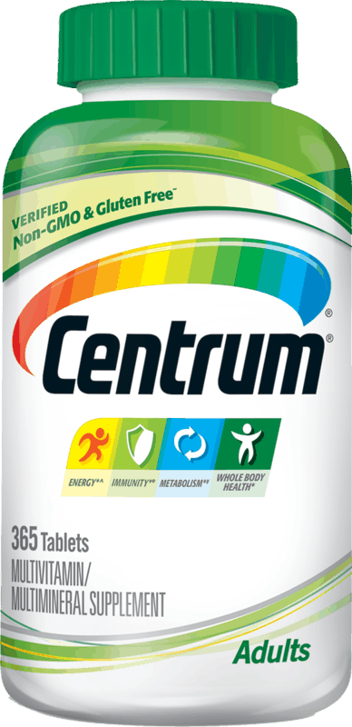 $3.00 for Centrum® Tablets. Offer available at multiple stores.