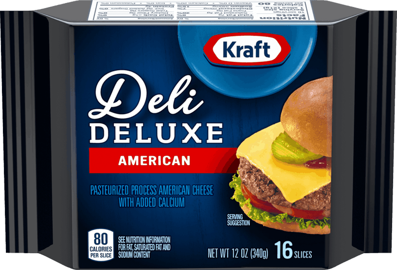 $0.50 for Kraft Deli Deluxe Slices (expiring on Friday, 08/27/2021). Offer available at multiple stores.