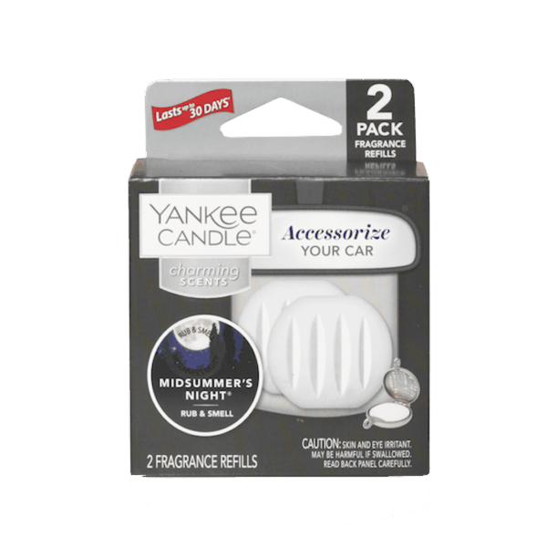 $2.00 for Yankee Candle® Charming Scents Refill (expiring on Wednesday, 07/04/2018). Offer available at Walmart.