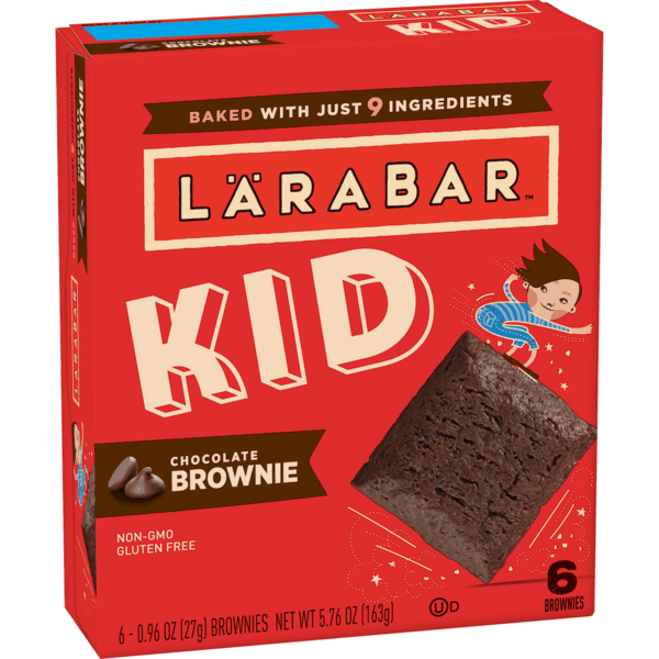 $1.00 for LÄRABAR® Kid (expiring on Saturday, 03/02/2019). Offer available at Target.